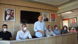 CHP'li vekil Akdeniz'deki sondaj çalışmalarına destek verdi