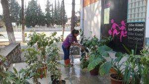 Aydın'da okulların açılması ile birlikte göreve başladılar