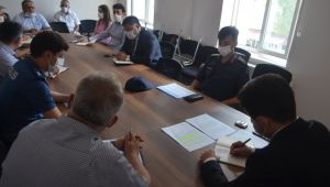 Bozdoğan'da koordinasyon toplantısı gerçekleştirildi