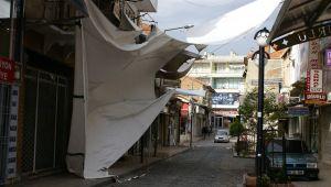 Dikkat Aydın'da rüzgar kuvvetli esecek