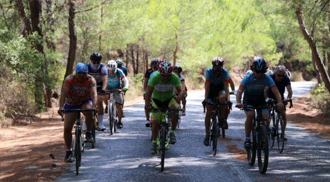 Milli Park'ta bisiklet turu düzenlendi