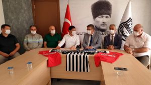 Nazilli Belediyespor'da sponsorluk anlaşması