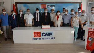 Nazilli'de CHP'nin kuruluş yıl dönümü kutlandı