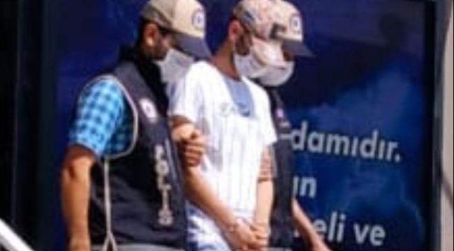 Polisin Dikkati Suç Makinasını Yakalattı