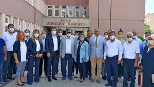 Söke AK Parti'nin Yeni Yönetimi Mazbatasını Aldı