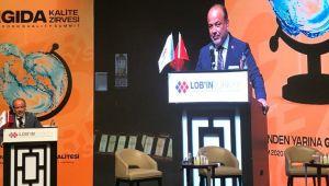 AK Parti'li Yavuz'a Uluslararası ödül