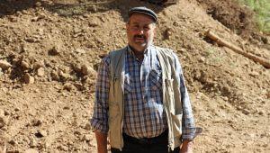 Aşağı Kayacık Muhtarı Yaşar'dan Çerçioğlu'na yol teşekkürü
