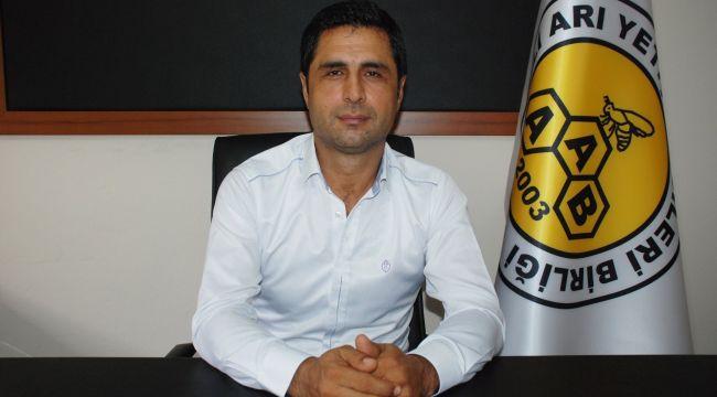 Aydın Arıcılar Birliği sektörde yaşanan sıkıntılar hakkında Vali Aksoy'u bilgilendirdi
