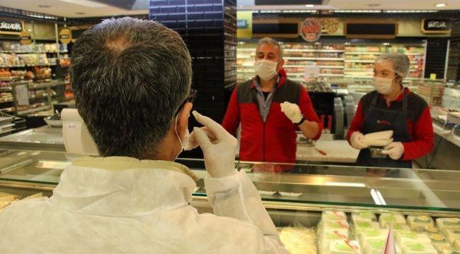 Aydın'da 38 gıda işletmesine 539 bin TL ceza kesildi