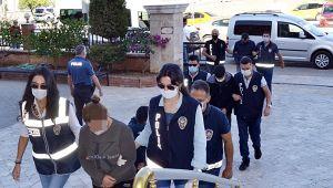 Didim'de sahte tapu operasyonu: 6 gözaltı