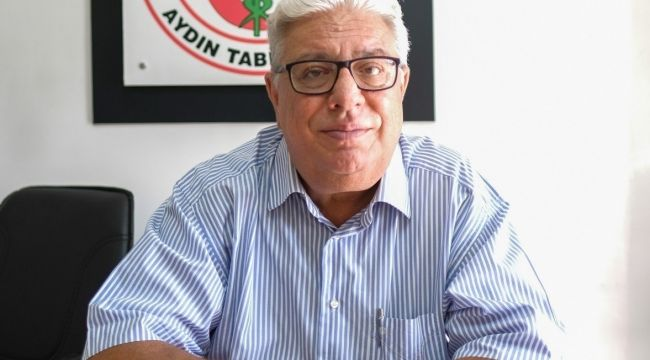 Korona virüsten hayatını kaybeden Dr. Ülkü, Aydın'da anıldı