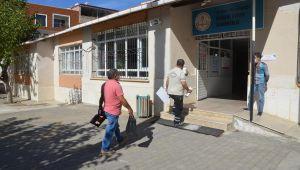 Kuşadası'ndaki tüm okullara dezenfekte üniteleri yerleştirildi