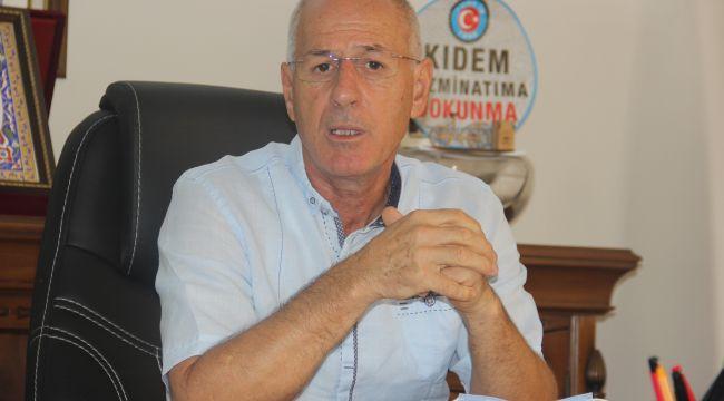 Türk-İş Aydın İl Temsilcisi Aydın; Bu tasarıda her şey çalışanın aleyhine