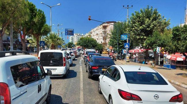 Aydın'da araç sayısı 472 bin 823 oldu