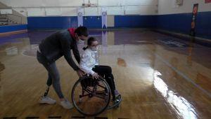 Aydın'da engelli milli sporcular aranıyor