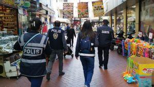 Aydın'daki korona virüs denetiminde 82 bin 934 TL ceza kesildi