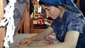 Karacasu'da dokumacılık yeniden hayat buluyor