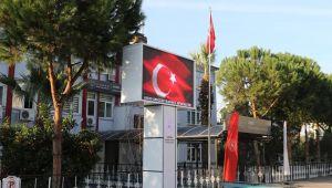 Gençlik Spor İl Müdürlüğü'ne Led ekranlı billboard kuruldu