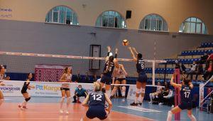 Sultanlar Ligi:AydınBBS: 1 - Fenerbahçe Opet: 3