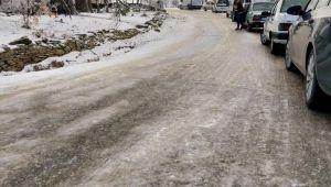AydınBüyükşehir Belediyesi buzlanmaya izin vermedi