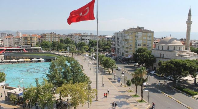 Aydın'da 1 yılda 45 bin olayaydınlatıldı