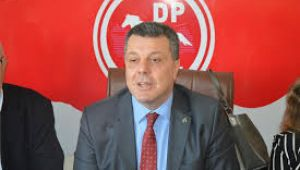 DP İl Başkanı Emanet
