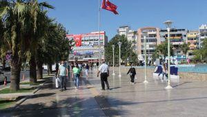 Aydın'da 110 bin korona aşısı yapıldı