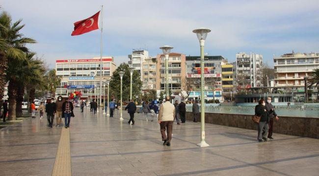 Aydın'da bir hafta içerisinde 394 vaka görüldü