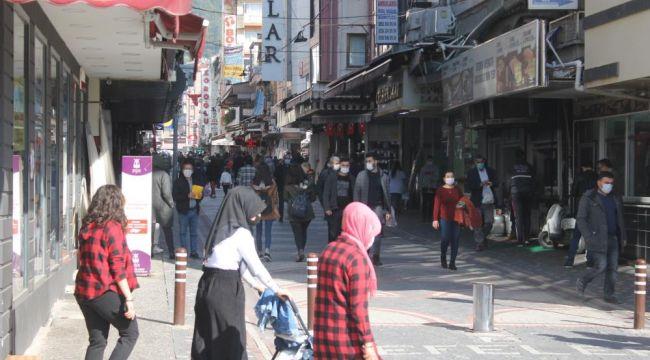 Aydın'da bir haftada 422 vaka görüldü