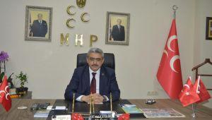 MHP Aydın'dan Bahçeli'ye kurultay desteği