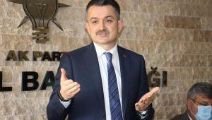 """Tarım ve Orman Bakanı Pakdemirli: """"Parlamenter sisteme geri dönüş yok"""""""
