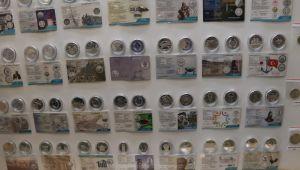 39 yılda 100 kilo madeni para ile 15 bin banknot topladı