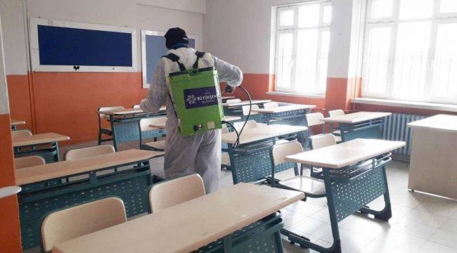 AydınBüyükşehir Belediyesi öğrenciler için tedbirler alıyor