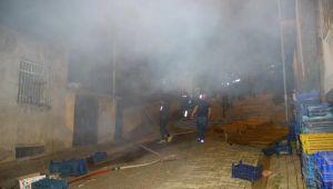 Aydın'da öfkeli şahıs, sokaktaki tüm evleri ateşe verdi