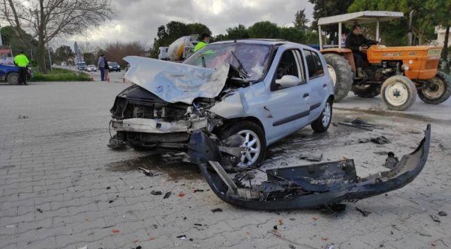 Aydın'da Şubat ayında 355 trafik kazası meydana geldi