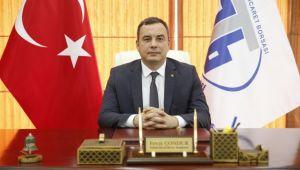 AydınTicaret Borsası Başkanı Fevzi Çondur, Türkiye büyüme rakamlarını değerlendirdi