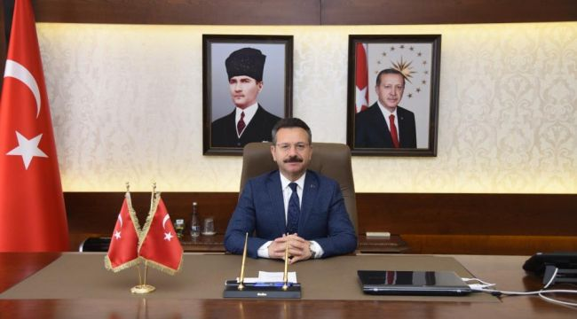 Aydın Valisi Aksoy