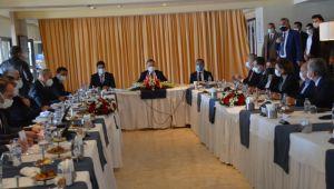 AydınValisi Aksoy, Didim'de turizm değerlendirme toplantısına katıldı
