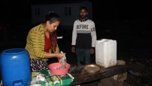 Dört çocuk annesi Kezban, masum isteğini kimseye duyuramadı