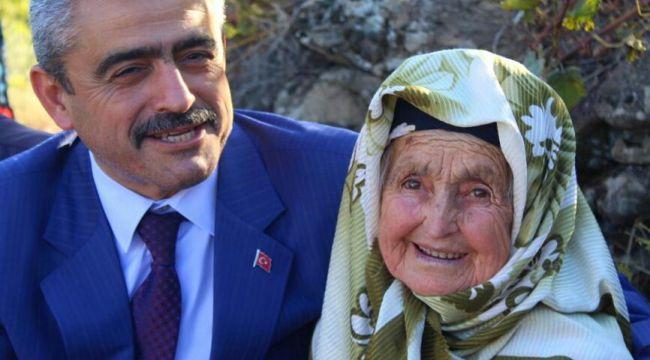 MHPAydınİl Başkanı Alıcık, kadınları unutmadı