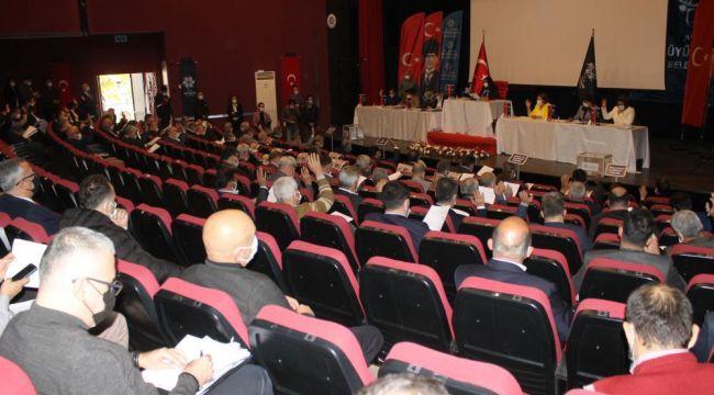 Aydın Büyükşehir Belediyesi - 2020 Faaliyet Raporu kabul edildi
