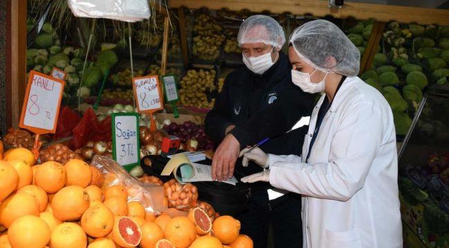 Aydın'da gıda firmalarında Mart ayında 514 bin 224 TL ceza kesildi