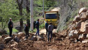 -Nazilli Belediyesi Avra Mahallesi'nde çalışmalarını sürdürüyor