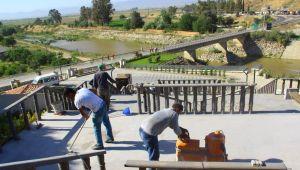 Adnan Menderes Müzesi'nde son rötuşlar yapılıyor