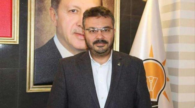 AK Parti Aydın İl Başkanı Özmen'den 'Ramazan Bayramı' mesajı