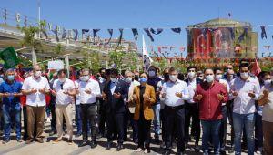Aydın'da İsrail protestosu