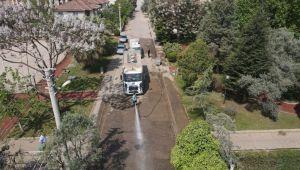 Efeler'de bir haftada 15 mahallede temizlik çalışması yapıldı