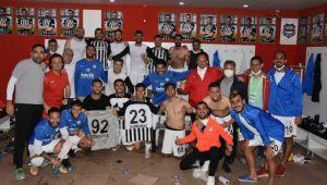 Nazilli Belediyespor şampiyon olarak 2. Lig'e yükseldi