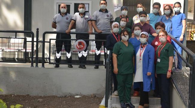 Aydın'da aşılama çalışmaları son sürat devam ediyor