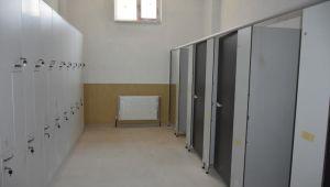 Buharkent Belediyesi tarafından yapılan Anadolu Lisesi'nin inşaatı tamamlandı